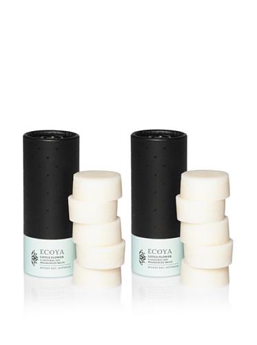 Ecoya Set of 2 Lotus Flower 5-Pack Soy Melts