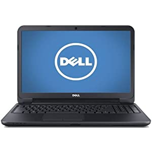 Dell Inspiron 15 3521 15.6-inch Laptop (Black)