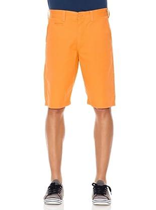 Springfield Bermuda Básica Color (Naranja)