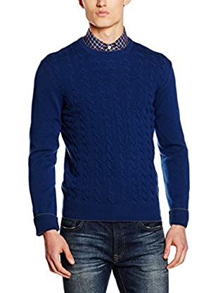 Hackett London Jersey Lana May Crew Cable