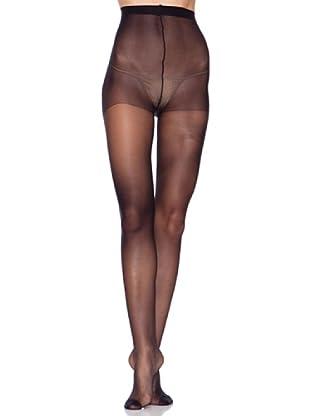 DIM Panty No Carreras 15D (Negro)