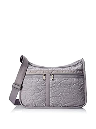 LeSportsac Women's Deluxe Everyday Handbag,Cobblestone Nouveau