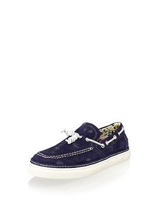 Vince Camuto Men's Tesino Sneaker (Navy)