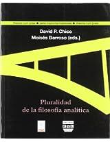 Pluralidad de la filosofia analitica/ Plurality of analytic philosophy