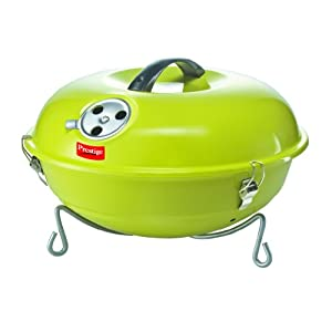 Prestige PPBC-01 Coal Barbeque Grill-Green