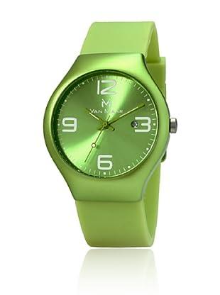 Van Maar Uhr Ace (grün)