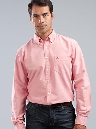 Cortefiel Camisa Lisa (Rosa)