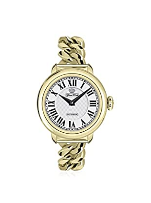 Glam Rock Women's GR77044 Bal Harbour Gold/Silver Stainless Steel Watch