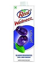 Real Wellnezz Jamun, 1L