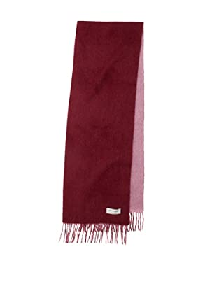 Joseph Abboud Men's Two-Tone Scarf (Wine)