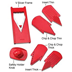 Kook Eezee V Slicer Red SS321