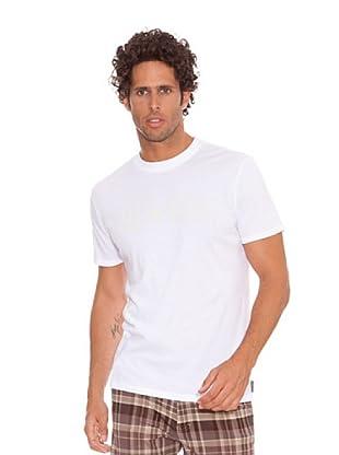 Converse Camiseta T-Ralgo (Blanco)