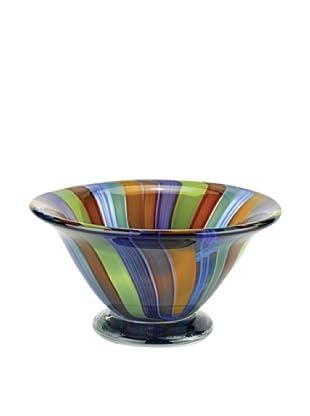 Badash Crystal Glass Rainbow Bowl