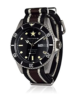 Oxygen Quarzuhr Man Diver Vintage Cigar  42 mm