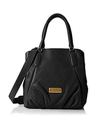 Marc by Marc Jacobs Women's Q Fran, Black, One Size