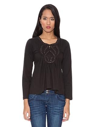Mahal Camiseta Lion (negro)