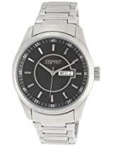 Esprit Analog Black Dial Men's Watch - ES104081004