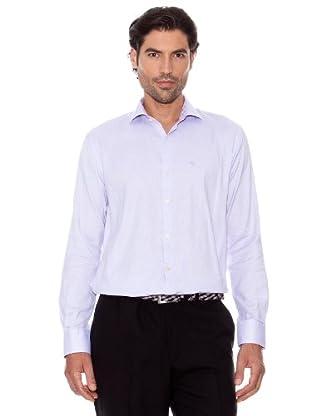 Pedro Del Hierro Camisa Clásica (Violeta)
