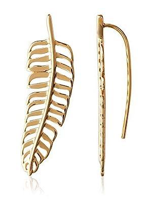 L'ATELIER PARISIEN Ohrringe 2535200A vergoldetes Metall 18 kt