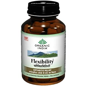 Organic India Flexibility - 60 Capsules