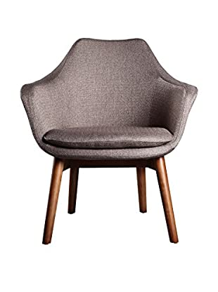 Ceets Cronkite Leisure Chair, Grey