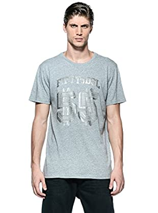 55Dsl Camiseta Dollars (Gris)