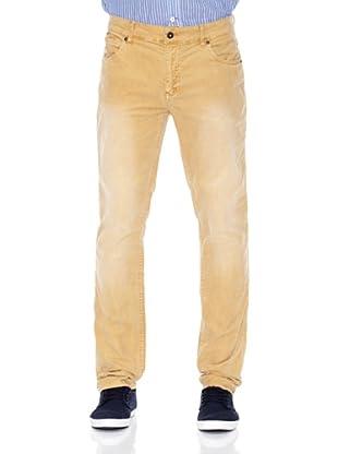 Pepe Jeans London Pantalón Todd (Amarillo)