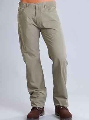 Timberland Pantalón Basic (Verde)