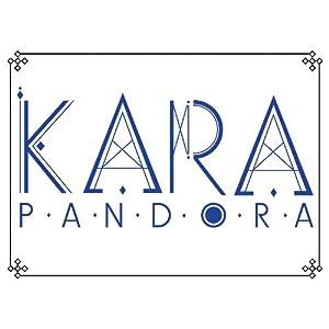 韓国音楽 カラ(Kara)―Pandora [5th Mini Album]+ポスター筒