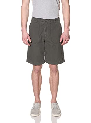 Kevin's Men's Basic Shorts (Charcoal)