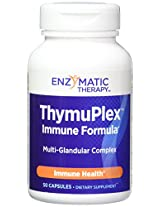 Enzymatic Therapy Thymuplex, 50 Capsules