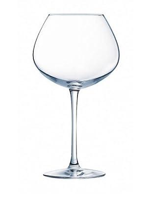 Chef & Sommelier Copas De Vino Estuche 6, 47 Cl Modelo Pinot Noir Grands Cepages