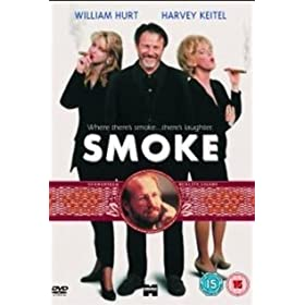Smoke [VHS] [Import]