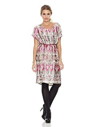 Monoplaza Vestido Birton (Fucsia)