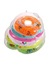 New Baby Aids Infant Swimming Neck Float Inflatable Tube Ring Safety [Misc.]