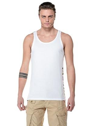 Diesel Camiseta Zaby (Blanco)