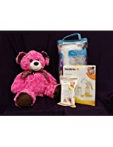 Medela Luxury Deluxe Baby Shower Gift Set Girls