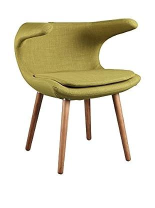 Ceets Arc Leisure Chair, Green