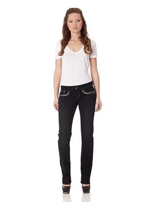 Antique Rivet Jeans Betty (Twilight)