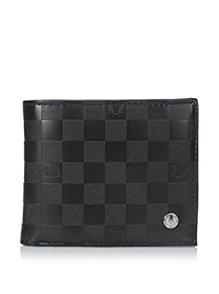 Fred Perry Cartera Fp Checkerboard Billfold Wallet