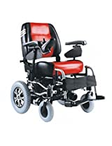Karma Healthcare Nimble KP 10.2 Power Indoor Wheelchair-Without Batteries