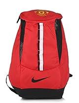 Red Allegiance Man U Shield Compac Backpack