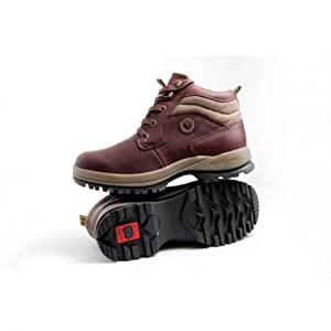 Red Chief D.Brown Casual Shoes