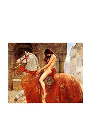 LegendArte  Wandbild Lady Godiva von John Maler Collier
