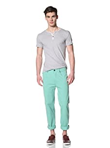 Marshall Artist Men's Stovepipe Jean (Mint Green)