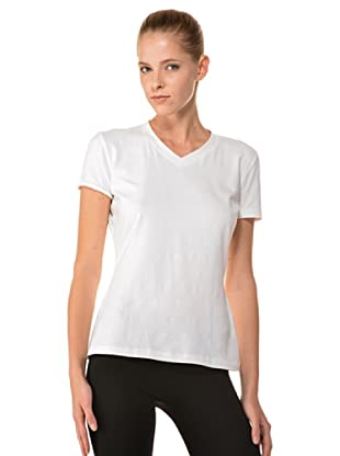 Sportful Camiseta Underwear Intima V Neck (Blanco)