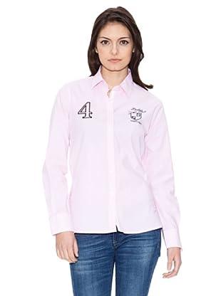 Valecuatro Camisa Escudos Mil (Rosa)