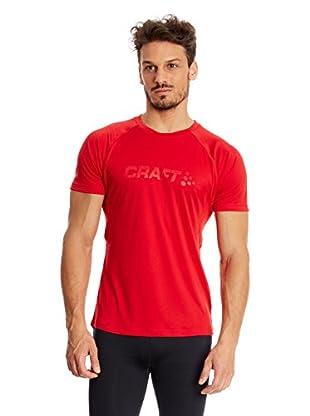 Craft T-Shirt Running Prime Mesh rot