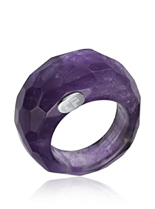 TIME FORCE Anillo TJ1232S01 (Amatista)