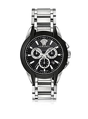 Versace Uhr mit schweizer Quarzuhrwerk Woman Character 43 mm